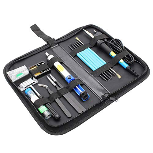 Fantastic Deal! Soldering 20 in 1 60W Electric Soldering Iron Set Portable Electric iron Tools Kit A...