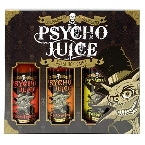 Psycho Juice Caja de regalo - 70% Collection 1