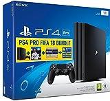 PlayStation 4 Pro - Konsole (1TB,B-Chassis) inkl. FIFA 18