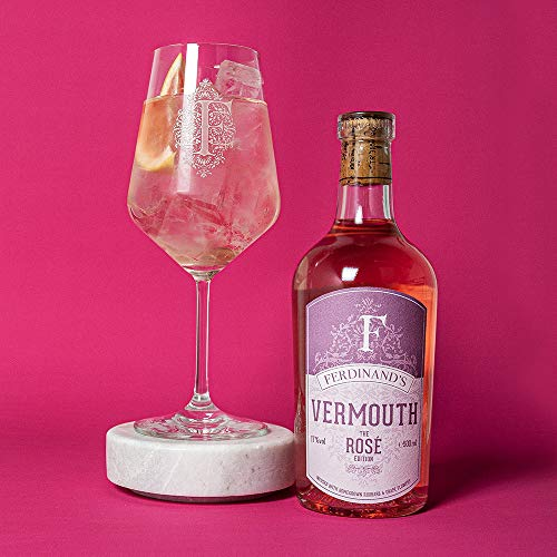 Ferdinand´s Rosé Vermouth auf Basis deutschen Rieslings Wermut (1 x 0.5 l), 31327 - 3