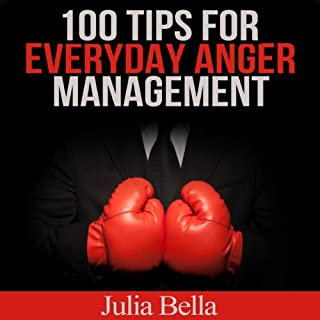 100 Tips for Everyday Anger Management audiobook cover art