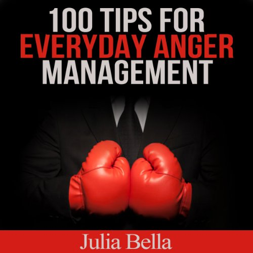 100 Tips for Everyday Anger Management cover art