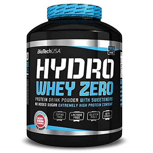 HYDRO WHEY ZERO 1,816 kg arome cookies cream