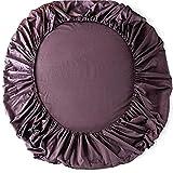 La Hoja de Cama Suave Microfibra de Lujo Protector de colchón Lavable Protector de la Cubierta de Arrugas