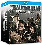 The walking dead (1ª a 4ª temp) [Blu-ray]