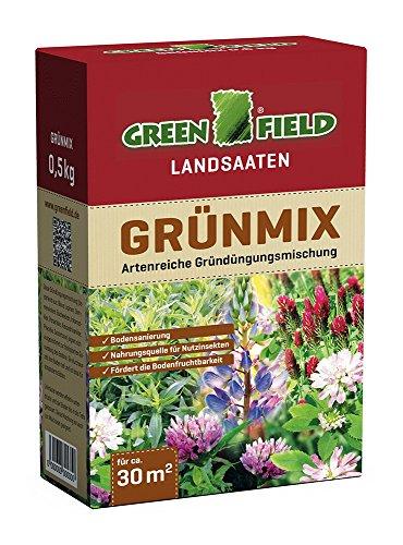Feldsaaten Freudenberger 63705 Greenfield Landsaaten Grünmix 500 g (Gründünger)