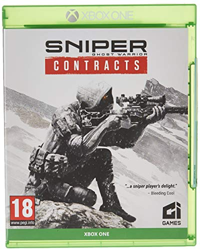 Sniper Ghost Warrior: Contracts Xbox One [
