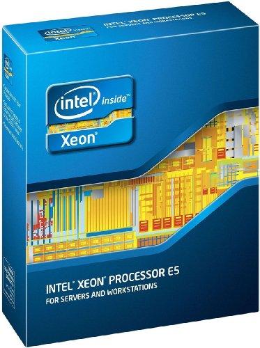 Intel E5-2680 Xeon Octa-Core Prozessor (2,7GHz, Sockel 2011, 20MB Cache, 130 Watt)