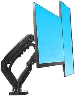 - VESA 75x75mm-100x100mm 43-81cm Soporte para Pantallas TV LED LCD 17-32 PUTORSEN/® Soporte de Pared para Monitor Individual con Brazos de Resorte de Gas Peso 1kg-8kg