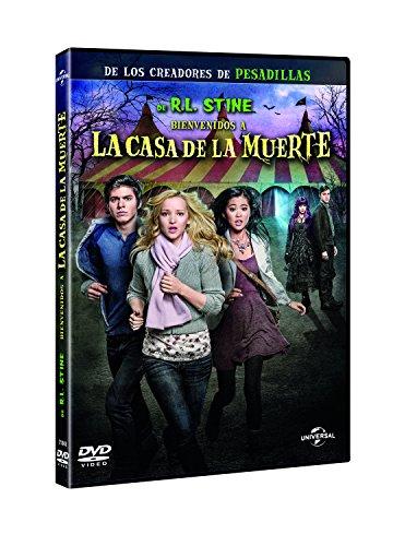 Bienvenidos A La Casa De La Muerte [DVD]