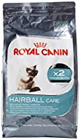 Eliminates twice as much hair by natural means after 21 days of exclusive feeding. Natural elimination of Hairballs Stimulates intestinal transit Elimination through faeces