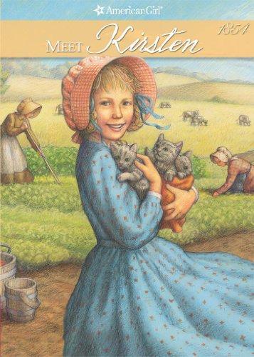 Meet Kirsten (American Girls: Kirsten series Book 1)