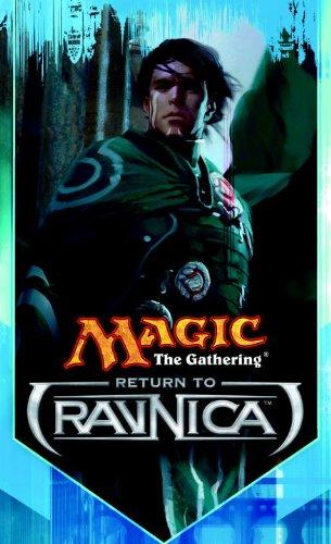 Return to Ravnica (The Secretist Book 1) (English Edition)