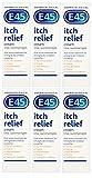 6 x E45 Itch Relief Cream 100g