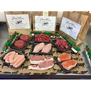 Customer reviews The Original Butchers Wrap Weekly Meat Pack Delivered to Your Home