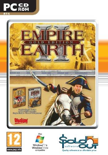 Empire Earth 2 - Gold Edition (PC DVD) [Edizione: Regno Unito]