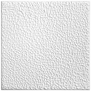 1m2Placas de techo poliestireno placas estuco techo Decoración Placas 50x 50cm, nº 09