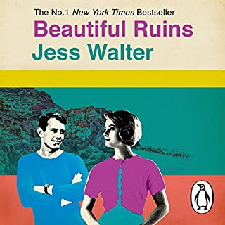 Beautiful Ruins                   By:                                                                                                                                 Jess Walter                               Narrated by:                                                                                                                                 Amy Finegan                      Length: 12 hrs and 24 mins     2 ratings     Overall 3.0
