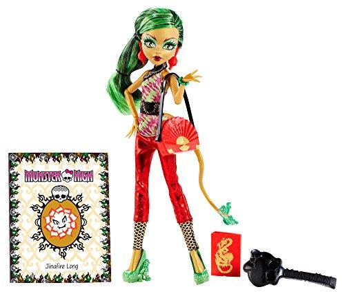 Monster High New Scaremester Jinafire Long Fashion Poupée