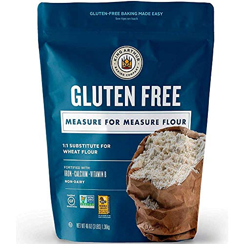Measure for Measure Flour, Certified Gluten-Free, Non-GMO Project Verified, 3 Pounds (Packaging May Vary)