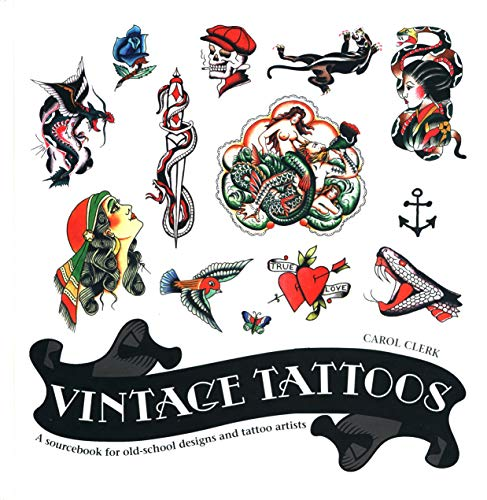 Clerk, C: Vintage Tattoos
