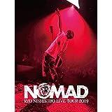 """錦戸亮 LIVE TOUR 2019 """"NOMAD"""" <初回限定盤> [2Blu-ray Disc+フォトブック]"""
