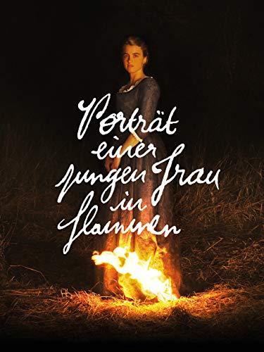 Porträt einer jungen Frau in Flammen [dt./OV]