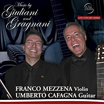 Music by giuliani and gragnani