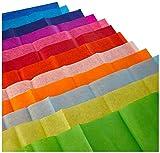 Spectra - Fogli di Carta per Decorazioni, 20 Pezzi, 50 x 76 cm, Colori Assortiti