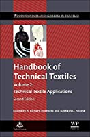 Handbook of Technical Textiles: Technical Textile Applications (Woodhead Publishing Series in Textiles)