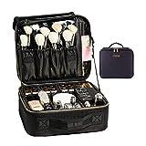 ROWNYEON Travel Makeup Bag Makeup Organizer Case Makeup Train Case...