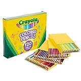Crayola 68-8020 120 Count Coloured Pencils