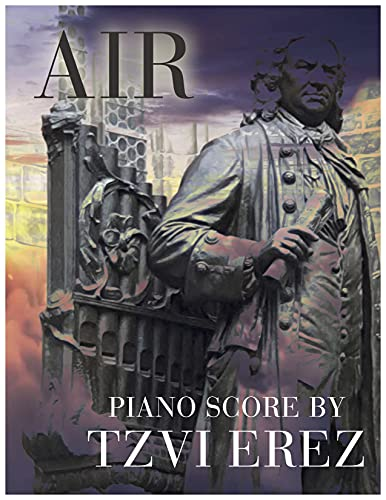 Air: (Piano Transcription after Bach's Minuet in D minor, BWV Anh. 132) (English Edition)
