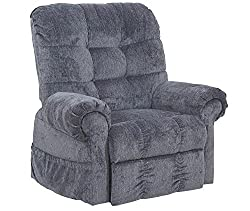 "Very Well Padded 25"" Wide Seat Fabric Lift Chair"