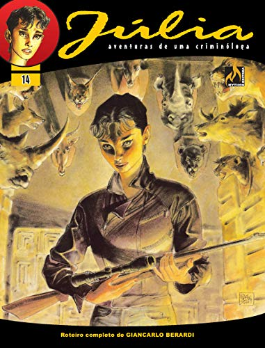 Júlia - Vol. 14: O caçador