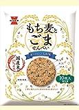 岩塚製菓 もち麦とごませんべい 10枚×12袋