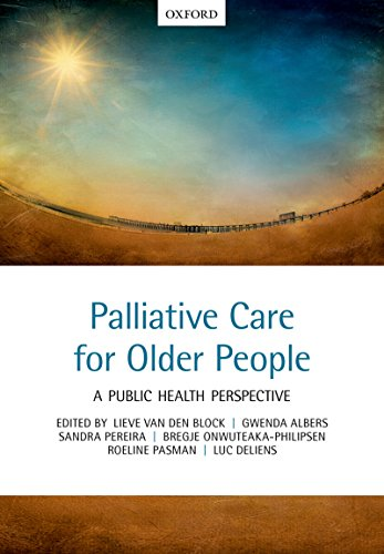 Palliative care for older people: A public health perspective (English Edition)