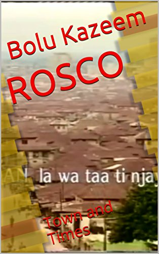 ROSCO: Town and Times (English Edition)