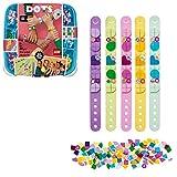 LEGO DOTS Bracelets Megapack para Pulseras Cuentas de Joyería Set de 5, Regalos para el Mejor Amigo Arte y Manualidades para Niños, color surtido (Lego ES 41913)