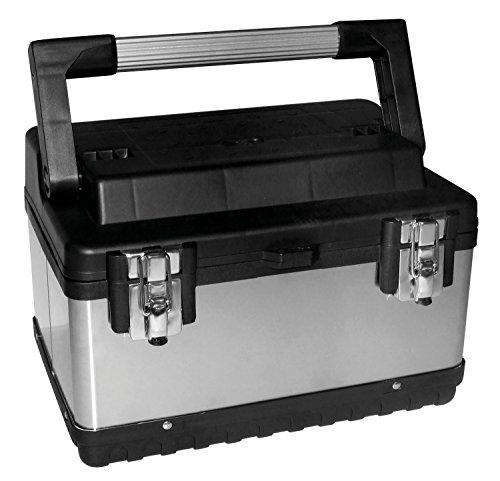 PEREL - OTBA5 380x 270x 225mm Edelstahl Werkzeug Box 144791