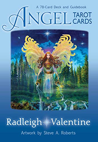 Angel Tarot Deck Cards