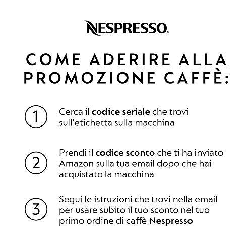 Nespresso De'Longhi Inissia con Aeroccino EN80.BAE - 7