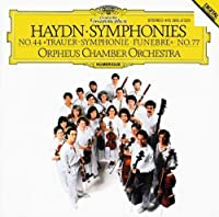 Symphonies 44 & 77 Trauer