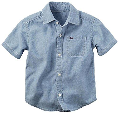 La mejor selección de Camisas de Mezclilla para Niños los mejores 10. 11