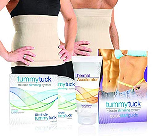 Tummy Tuck Miracle Slimming System Medium (Women's Large, size 11-16 / Men's Large/X-Large, 34-39)