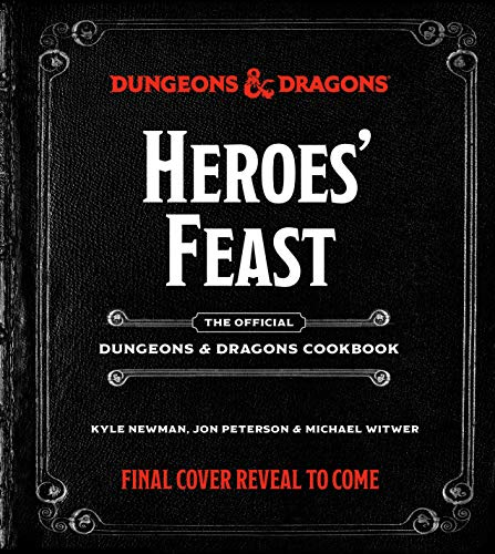 Heroes' Feast: The Official Dung...