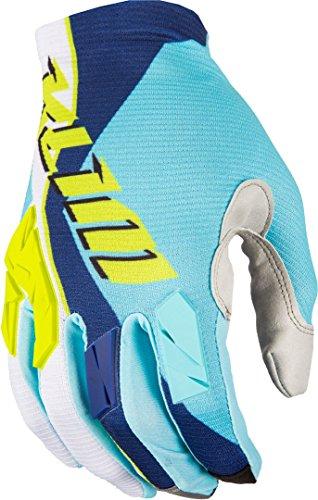 Klim XC Lite - Guantes de moto para hombre, color azul y talla 2XL