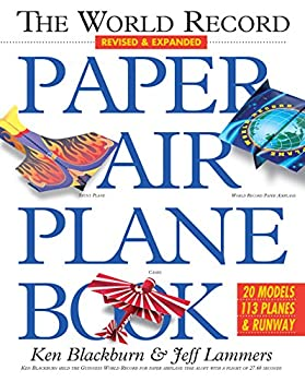 Paperback The World Record Paper Airplane Book