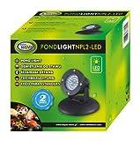 Aquanova Teichbeleuchtung NPL2-LED 2,2W, 12V, Kabellänge: 7m