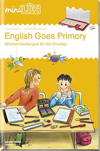miniLÜK-Übungshefte: miniLÜK: 1./2./3./4. Klasse - Englisch: English Goes Primary 1